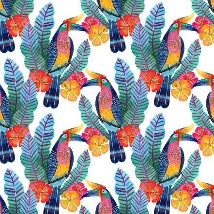Hornbill Pattern