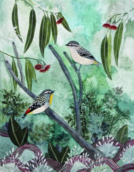Spotted Pardalotes