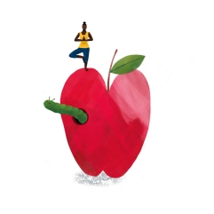 Apple Yoga