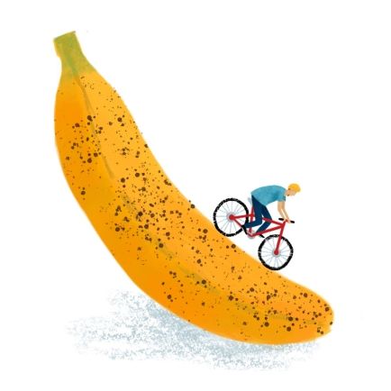 Banana Bicycling